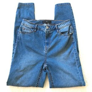 5$ ADD ON - Tag   Skinny High Waisted Jeans